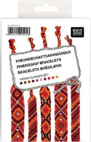 Freundschaftsarm indian summer Rico Design 665551900040 Bild Nr. 1