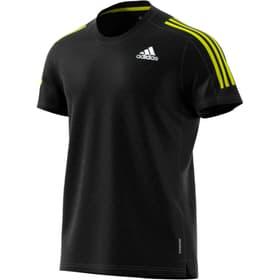 Own The Run Herren-T-Shirt Adidas 470458200520 Grösse L Farbe schwarz Bild-Nr. 1