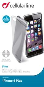 Ultradünne Schutzhülle aus weichen Gummi für iPhone 6 plus