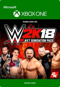 Xbox One - WWE 2K18 NXT Generation Pack Download (ESD) 785300136291 Bild Nr. 1