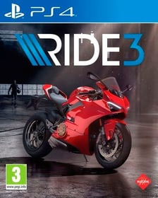 PS4 - Ride 3 Box 785300139208 Photo no. 1