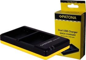 Dual USB EN-EL14 Caricabatteria Patona 785300144500 N. figura 1
