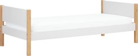 WHITE NOR Letto singolo Flexa 404696800000 N. figura 1
