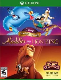 Xbox One - Disney Classic Games Aladdin and The Lion King D Box 785300147174 Bild Nr. 1