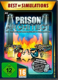 PC/Mac - Prison Architect Aficionado Download (ESD) 785300143188 Bild Nr. 1