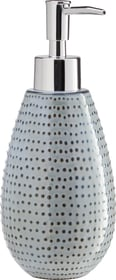 DOTS Distributeur de savon 442091500381 Couleur Gris Dimensions H: 19.5 cm Photo no. 1