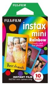 Instax Mini Rainbow 1x10 Films instantanés FUJIFILM 793183400000 Photo no. 1