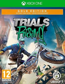 Xbox One - Trials Rising - Gold Edition Box 785300141447 Bild Nr. 1