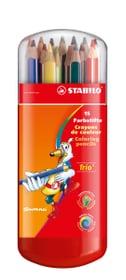 Trio® Maxi, matita colorata triangolare.