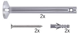 Wire, 2 pezzi Dispositivo di rinvio Paulmann 420632200000 N. figura 1