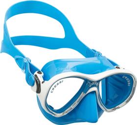 Marea Junior Kinder-Taucherbrille Cressi 464700600040 Grösse Einheitsgrösse Farbe blau Bild-Nr. 1