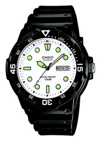 MRW-200H-7EVEF Armbanduhr Armbanduhr Casio Collection 76080640000014 Bild Nr. 1