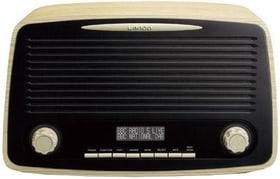 DAR-012 wood DAB+ Radio Lenco 785300148619 Photo no. 1