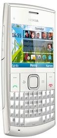 Nokia X2-01 Silver Mobiltelefon 95110003036813 Bild Nr. 1