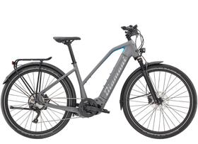 Zouma Deluxe+ S Vélo électrique 45km/h Diamant 464827900380 Couleur gris Tailles du cadre S Photo no. 1
