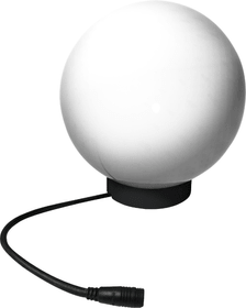 Easy Connect Lichtkugel weiss Ø 25 cm Bodenlampe 613111300000 Bild Nr. 1