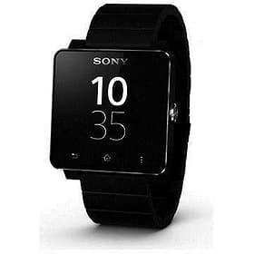 Sony SmartWatch 2 schwarz Sony 95110016532614 Bild Nr. 1