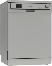 QW-HX12F47ES-DE Geschirrspüler 60cm freistehend Sharp 785300159296 Bild Nr. 1