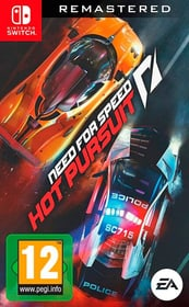 NSW - Need For Speed - Hot Pursuit Remastered Box 785300155852 Bild Nr. 1