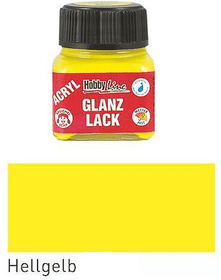 Glanzlack 20ml C.Kreul 665526900020 Farbe Hellgelb Bild Nr. 1