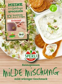 Bio Keimsprossen Milde Mischung Sprossen & Keimlinge Sperli 650151200000 Bild Nr. 1