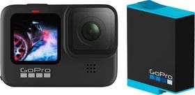 Hero 9 black + Batteria supplementare Kit Actioncam Kit GoPro 793835500000 N. figura 1