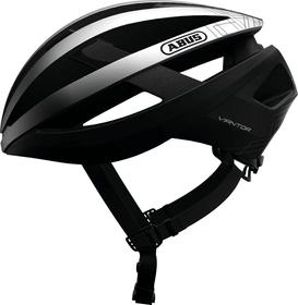 VIANTOR Casco da bicicletta Abus 465200451087 Taglie 51-55 Colore argento N. figura 1