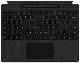 Surface Pro X Type Cover schwarz inkl. Pen Stift und Tastatur Microsoft 785300149569 Bild Nr. 1