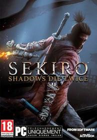 PC - Sekiro: Shadows Die Twice Box 785300141215 Langue Français Plate-forme PC Photo no. 1