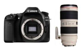 EOS 80D + EF 70-200mm 2.8L Kit fotocamera reflex Canon 785300126143 N. figura 1