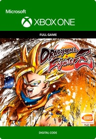 Xbox One - DRAGON BALL FighterZ Download (ESD) 785300135493 Photo no. 1
