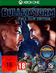 Xbox One - Bulletstorm Full Clip Edition Box 785300122609 N. figura 1