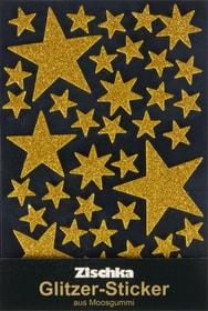 GLITTER STARS Foglio di adesivi 443078100000 N. figura 1