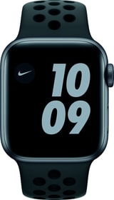 Watch Nike Series 6 GPS 40mm Space Gray Aluminium Anthracite/Black Nike Sport Band Smartwatch Apple 785300155511 Bild Nr. 1