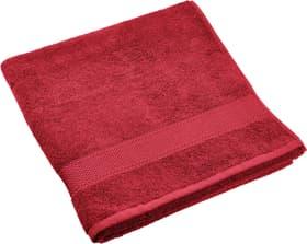 CHIC FEELING Duschtuch 450872920530 Farbe Rot Grösse B: 70.0 cm x H: 140.0 cm Bild Nr. 1