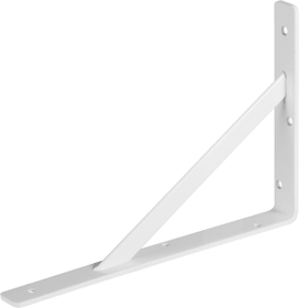 Mensola per spese pesante Mensole pensili 606062100000 Colore Bianco Taglio 200 x 300 mm N. figura 1