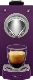 UNA II Pure Velvet Purple Machines à café à capsules Delizio 717494300000 Photo no. 1