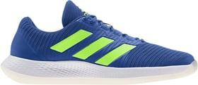 ForceBounce Chaussures d'intérieur unisexe Adidas 461731137040 Taille 37 Couleur bleu Photo no. 1