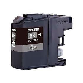 Cartuccia d'inchiostro LC-123BK nero Cartuccia d'inchiostro Brother 798505000000 N. figura 1