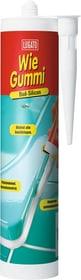 Sigillante siliconico 310 ml Lugato 676074600000 Colore Bianco N. figura 1