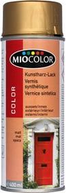 Kunstharzlack goldgelb Effektlack Miocolor 660811800000 Bild Nr. 1