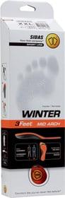 Winter 3 Feet Mid Sport Einlegesohle Sidas 461684700730 Farbe rot Grösse XXL Bild-Nr. 1