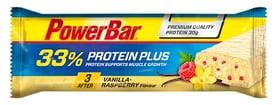 PROTEIN PLUS 33% Proteinriegel PowerBar 471961504393 Geschmack Vanilla-Raspberry Farbe farbig Bild-Nr. 1