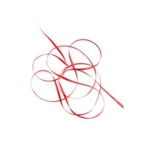 KIKILO Satinband 3mm x 16m 386111600000 Grösse B: 1600.0 cm x T: 0.3 cm x H: 0.1 cm Farbe Rot Bild Nr. 1