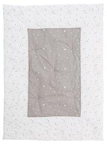 AURA Coperta 451648243110 Colore Bianco Dimensioni L: 100.0 cm x P: 135.0 cm N. figura 1