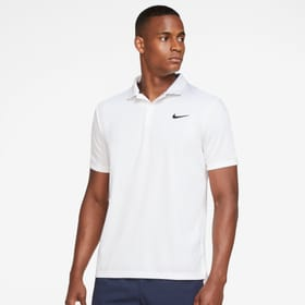 Court Dri-FIT Victory Polo Polo pour homme Nike 473239500610 Taille XL Couleur blanc Photo no. 1