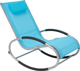 Sedia a dondolo Relax Sdraio 753030900000 N. figura 1
