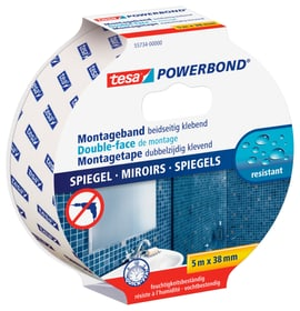 Powerbond Miroir 5mx38mm Tesa 675198700000 Photo no. 1