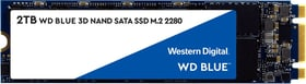 Blue 3D NAND SATA SSD 2TB, m.2 2280 SSD intern Western Digital 785300155226 Bild Nr. 1