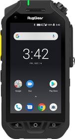 RG725 black Mobiltelefon RugGear 785300151857 Bild Nr. 1